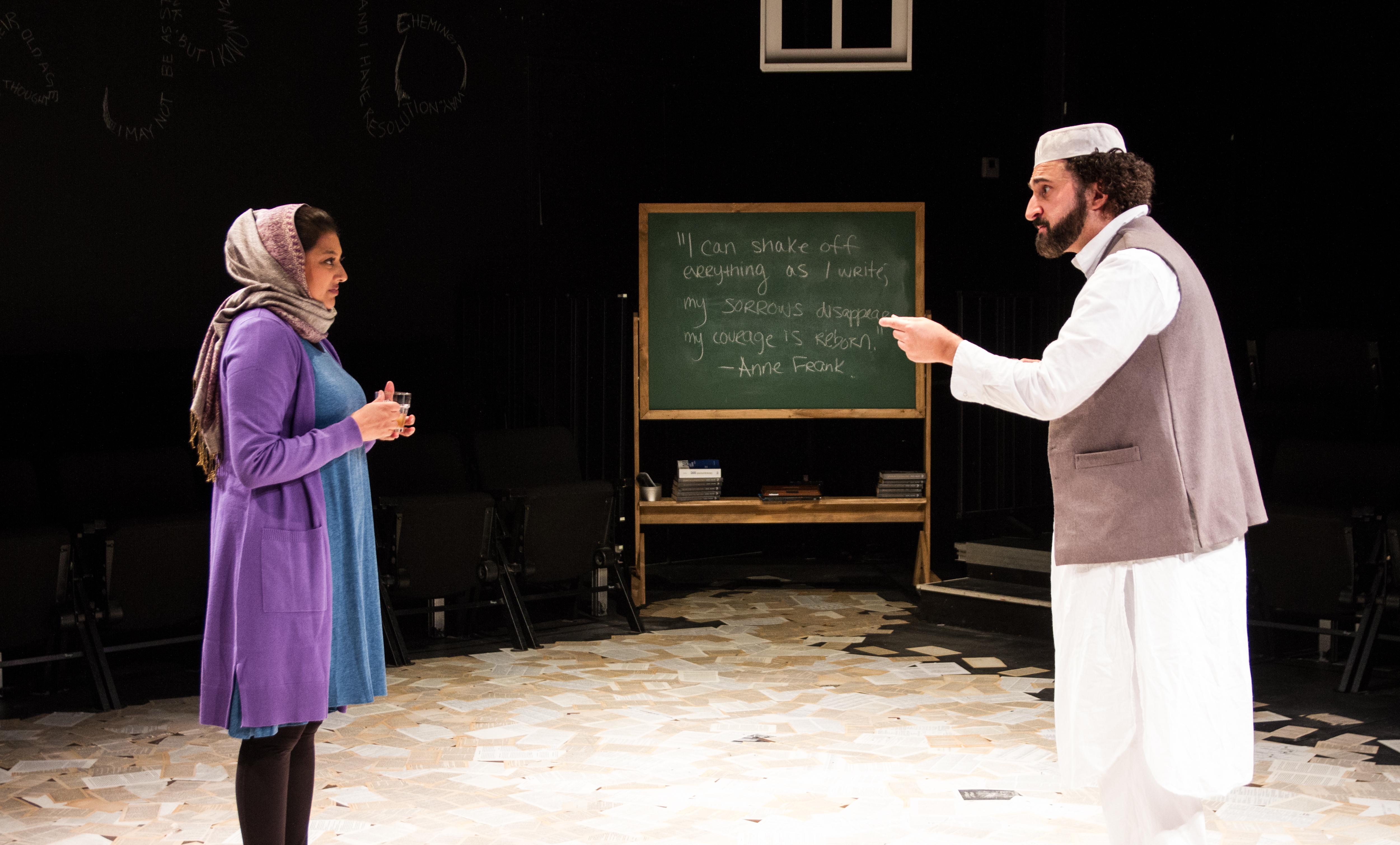 Geetee and Nazrullah