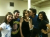 Meeting Tina Fey in Admission