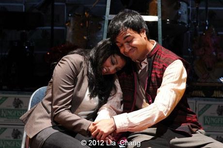 Sunita & her Dad